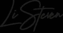 li-steven-schriftzug